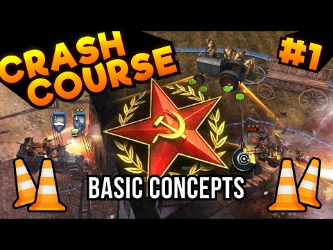 COH2 CRASH COURSE #1: Basic Concepts + SOV — Company Of Heroes 2