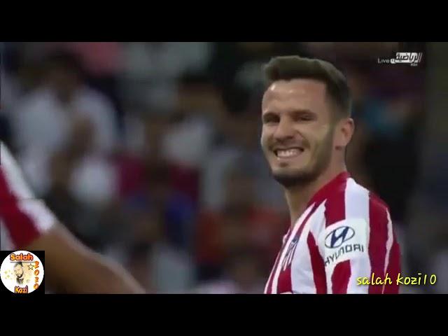 مباراة ريال مدريد و أتلتيكو مدريد مبارة مجنونة????????????نهائي كأس سوبير