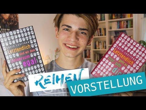 Letztendlich sind wir dem Universum egal YouTube Hörbuch Trailer auf Deutsch