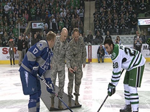US Air Force Academy vs. University of North Dakota Hockey