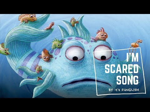 I'M SCARED   Pout pout fish in the big big dark song  by Funglish