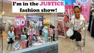 Justice fashion show 2017 BONUS Justice haul!