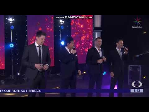 Il Divo ''Hello'', Mexico, ''Las Estrellas'', 16-04-2018