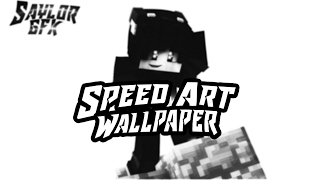 [Speed Art] Wallpaper // @Personal // I do Free Wallpapers //