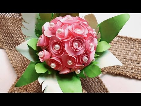 Make a Eggshell Flower Bouquet - DIY  - Guidecentral