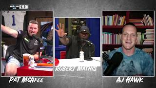 McAfee & Hawk Sports Talk w/ Robert Mathis | Friday June 19th, 2020