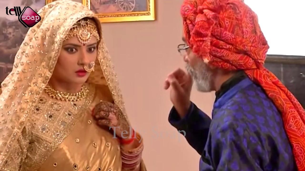 Kasam Tere Pyar Ki - New Twist - On Location - Telly Soap - Colors TV Shows