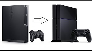 how to upgrade your ps3 to ps4 free