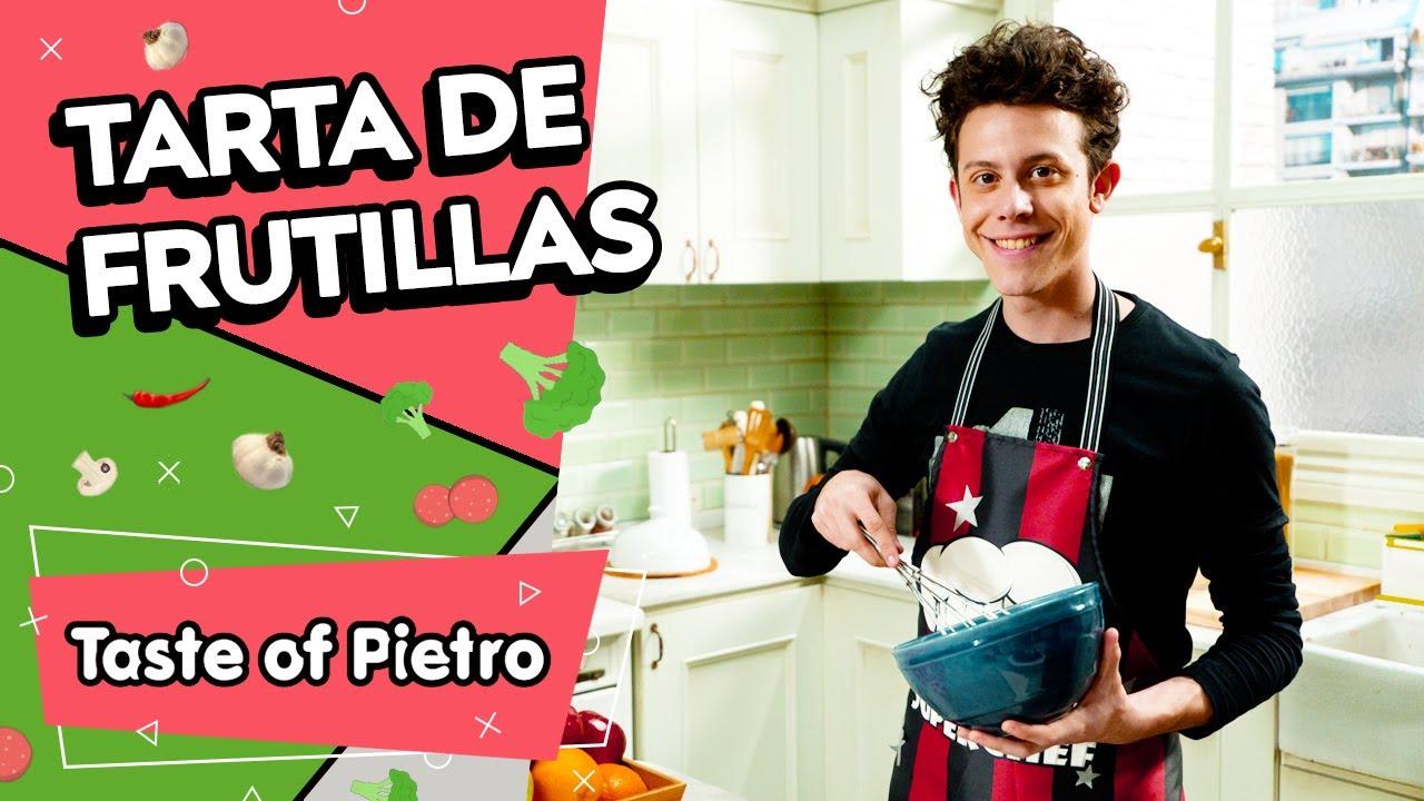 Taste of Pietro | Tarta de frutillas