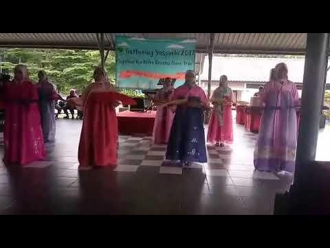 Tari Arirang Gathering Yasporbi