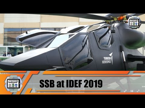 IDEF 2019 SSB Turkish Defense Industry Defense And Security Products For Military Market Turkey