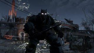Batman Power Armor - Fallout 4 Mods (PC/Xbox One)