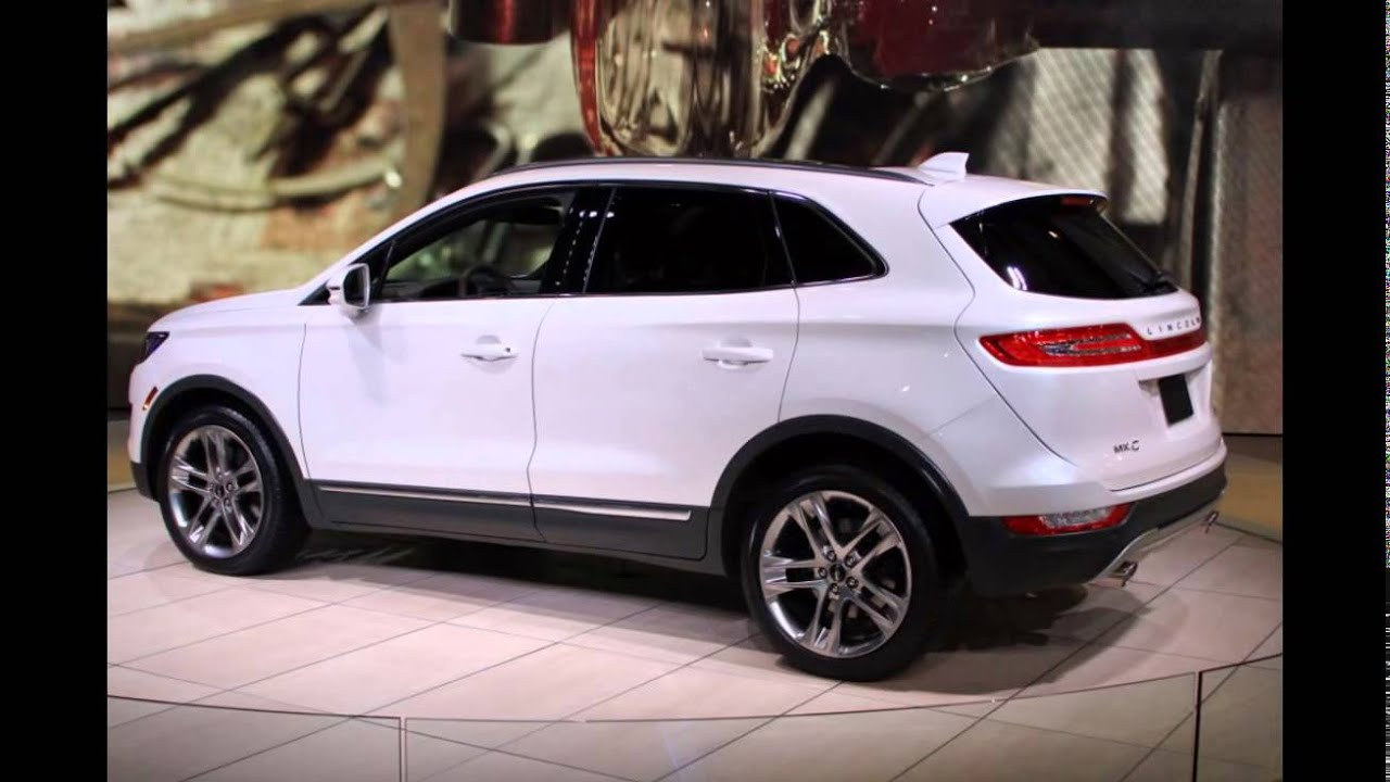 2016 2017 Lincoln Mkc Luxury Suv First Release Overviews Date You