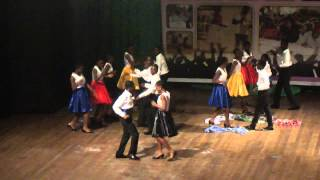 Happy Kids School Dance Ensemble (Salsa group)