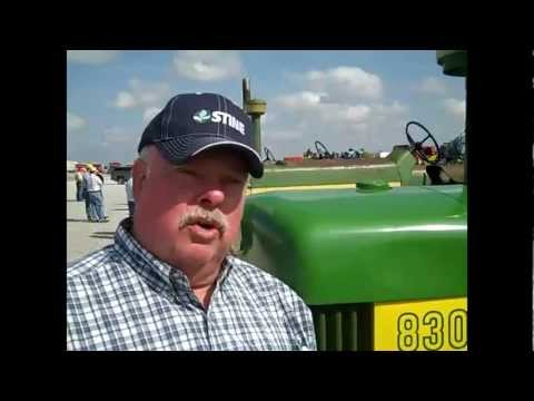 John Deere 2 Cylinder Tractor Auction