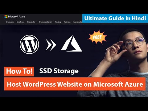 how-to-host-wordpress-website-on-microsoft-azure-|-hindi-tutorial