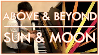 Above & Beyond - Sun & Moon (Piano Cover)