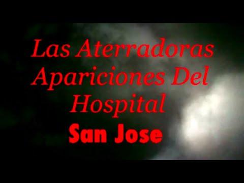 Las Aterradoras Apariciones Del Hospital San José (Real)
