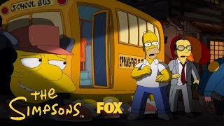 THE SIMPSONS | Anime | ANIMATION on FOX