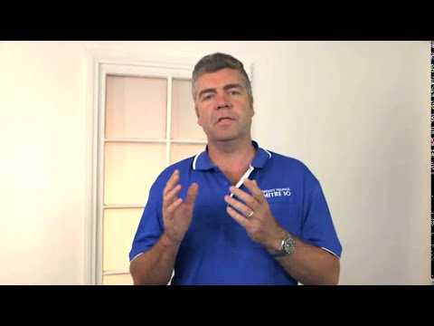 Mitre 10 How To Hang A Door Presented By Henri Caspar Youtube