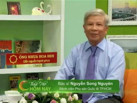 Sức khỏe bà mẹ 3 tháng giữa thai kỳ - Thành Phố Hôm Nay [HTV9 -- 27.06.2013]