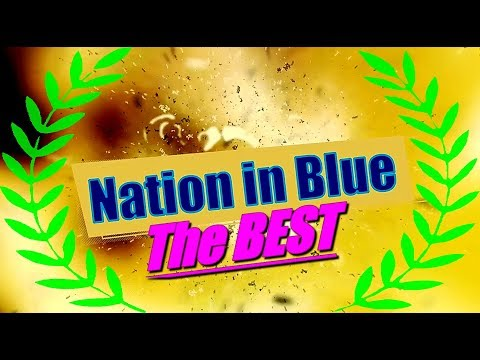 Nation in Blue - The Best (2014 - 2018)