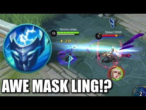 ling's-awe-mask-and-its-problem