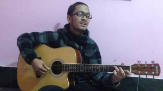 aayat unplugged cover by vivek basnet