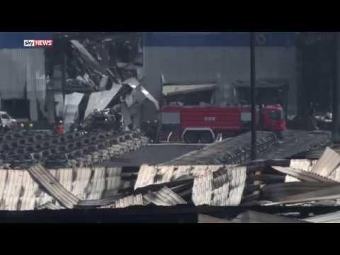 UNBALIEVABLE - Tianjin Blast