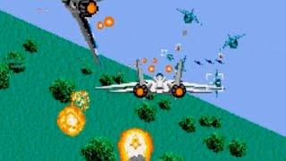 After Burner II (Genesis) Playthrough - NintendoComplete