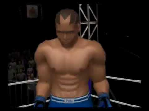 """Balrog MMA Debut"" Pride FC PS2"