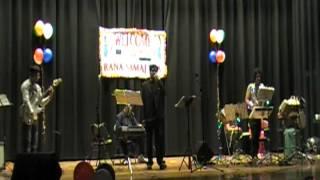 live indian music band,NY. NJ, www.musicvinaykumar.com. pal pal dil ke paas tum reheti ho