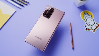 Galaxy Note 20 Ultra Review: It Better Be Good!