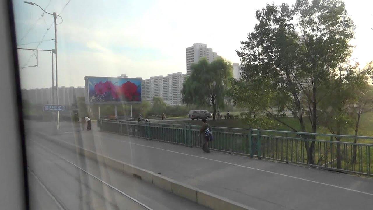 Leaving Pyongyang for Kaesong, North Korea 2 北朝鮮 最新映像 북한 최근영상