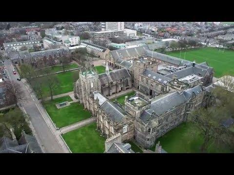 University Of Aberdeen: A Global Community