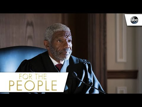 Judge Byrne Apologizes - For The People