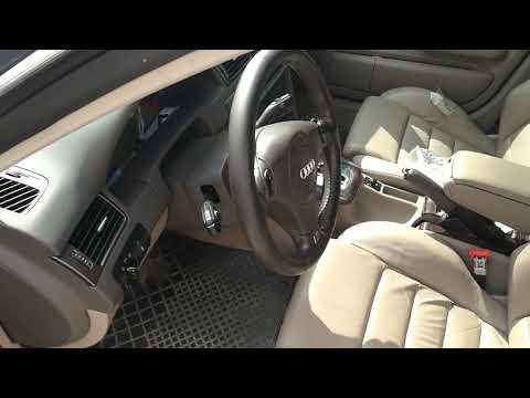 Audi A6 C5; 2,5TDI.