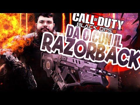 Black Ops 3: Partendo da 0 con il RAZORBACK!