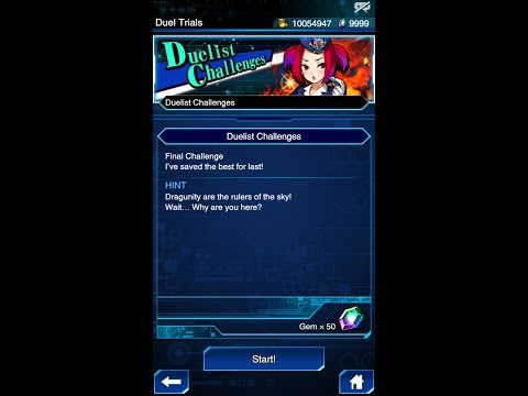 Yugioh Duel Links - Duelist Challenge #5 (24 Dec)