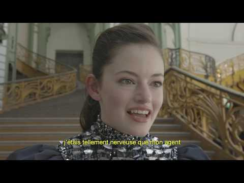 Meet CHANEL's new girls Lily Newmark, Mackenzie Foy & Ellie Bamber  L'OFFICIEL