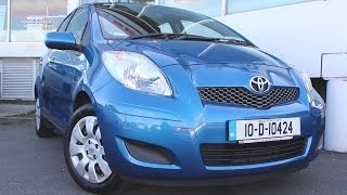 Toyota Yaris 2006 - 2011 review | CarsIreland.ie