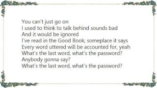 Play Last Word