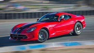 Тест-драйв от Давидыча | Dodge Viper GTS 630