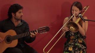Terê - Ian Faquini e Natalie Cressman | RODA SONORA