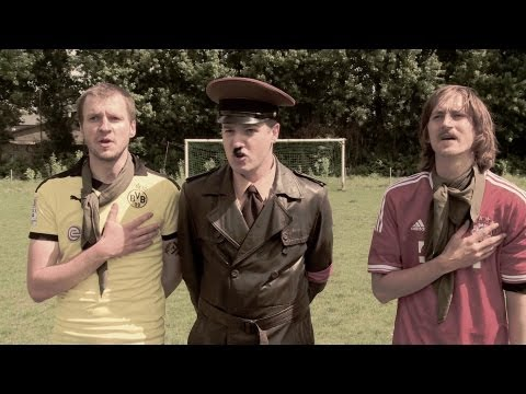 Adolf Hitler - Football's Coming Home (Champions League Final 2013 Wembley Parody)