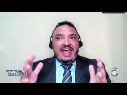 3° Bloco: Gazeta Entrevista com Alfredo Freitas