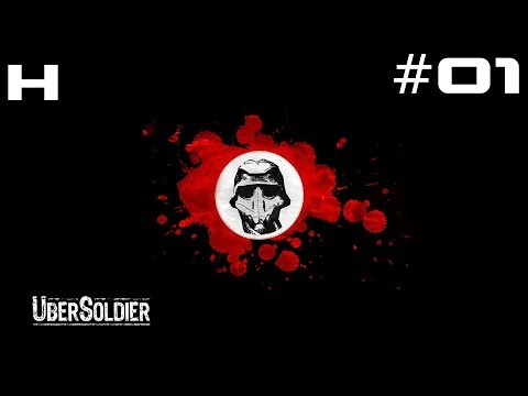 UberSoldier Walkthrough Part 01