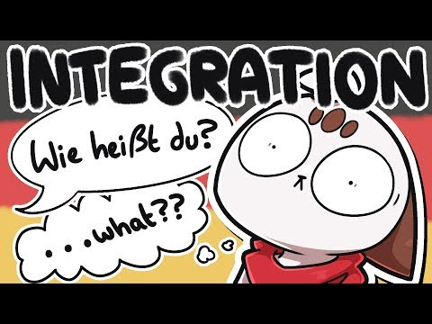Learning German At A German School