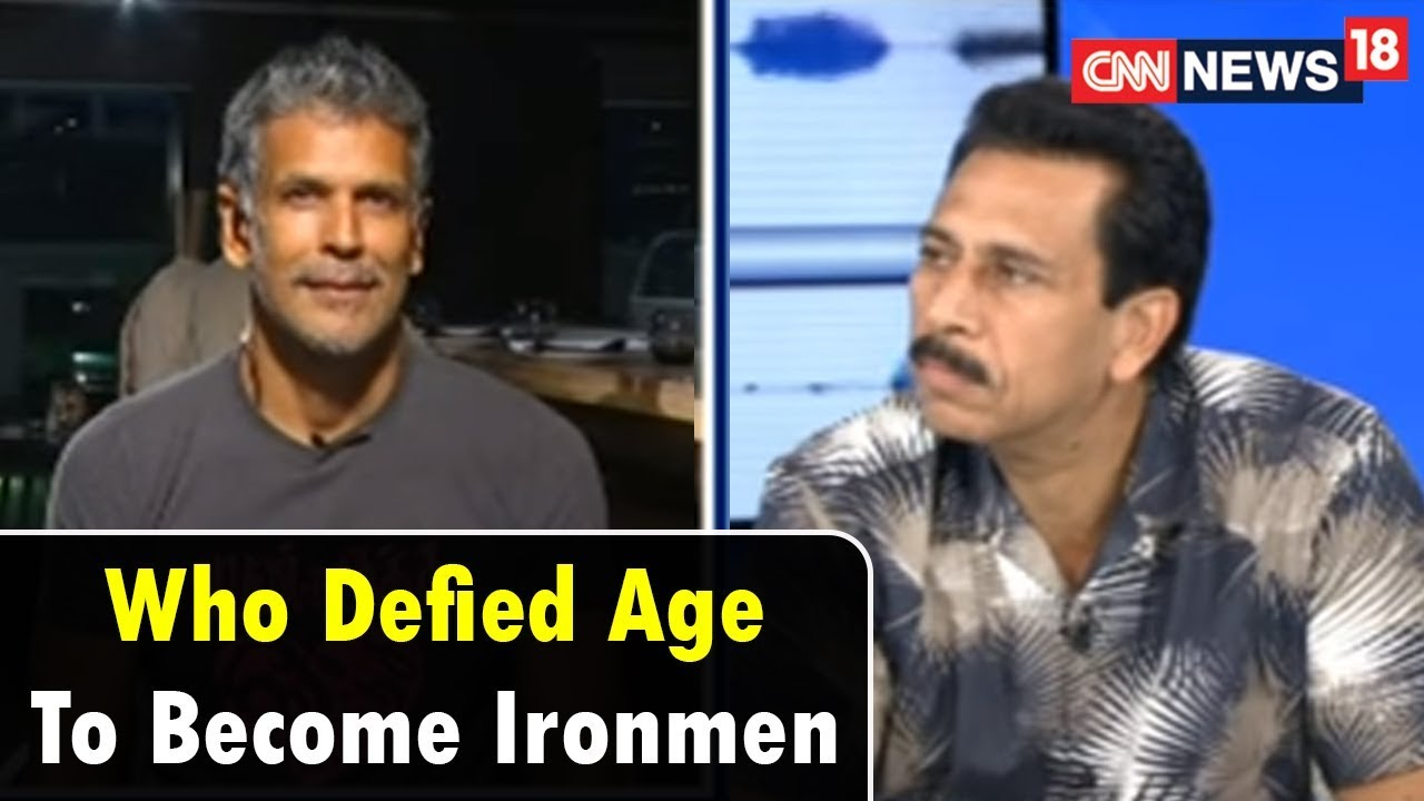 Who Defied Age To Become Ironmen | Epicentre Plus | CNN News 18