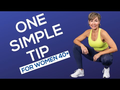 How to Lose Weight Over 40 For Women